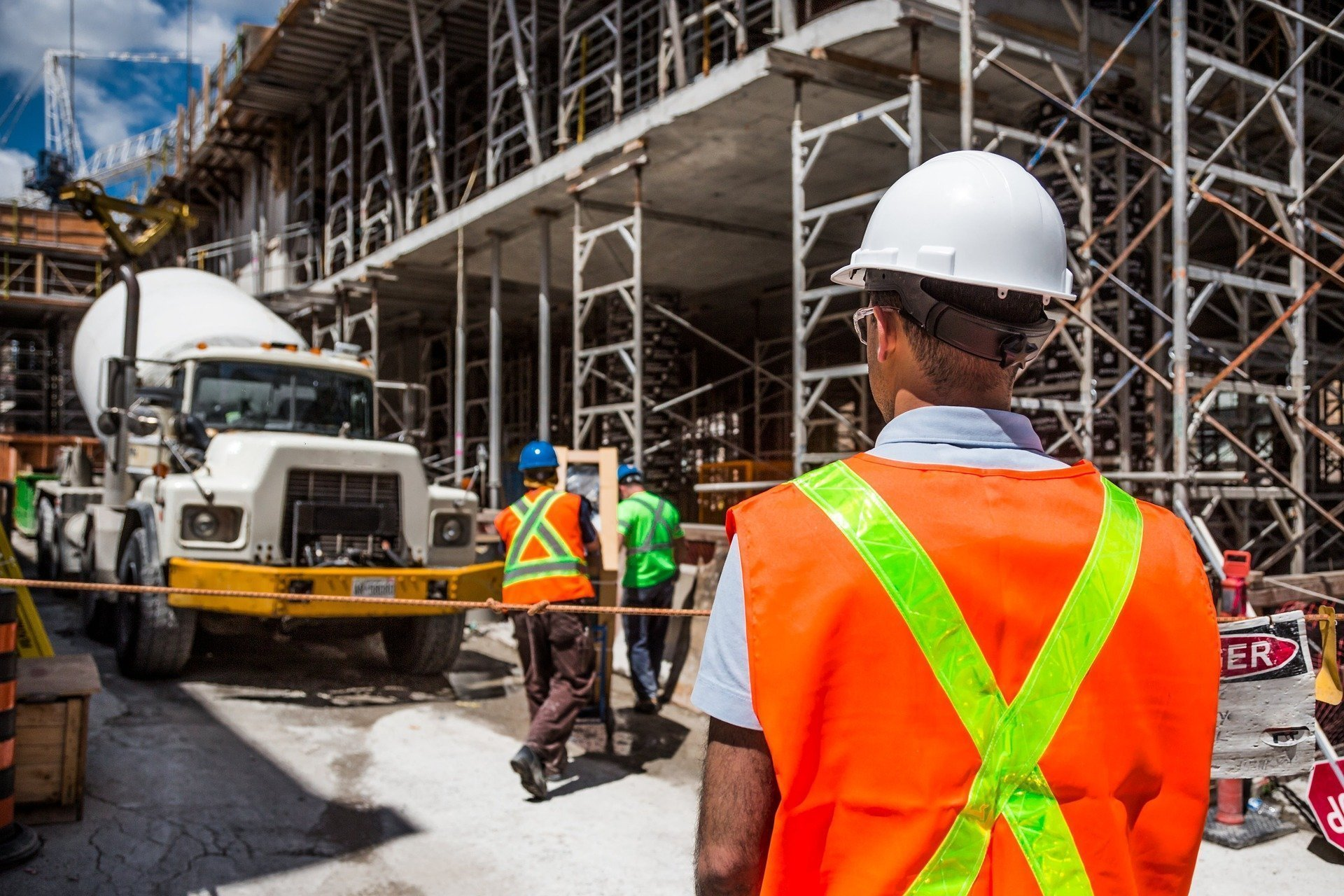 construction 2578410 1920 We create high-performing websites for the construction industry.