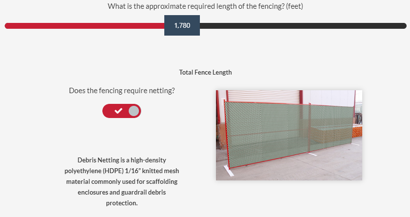 fencing estimating automation